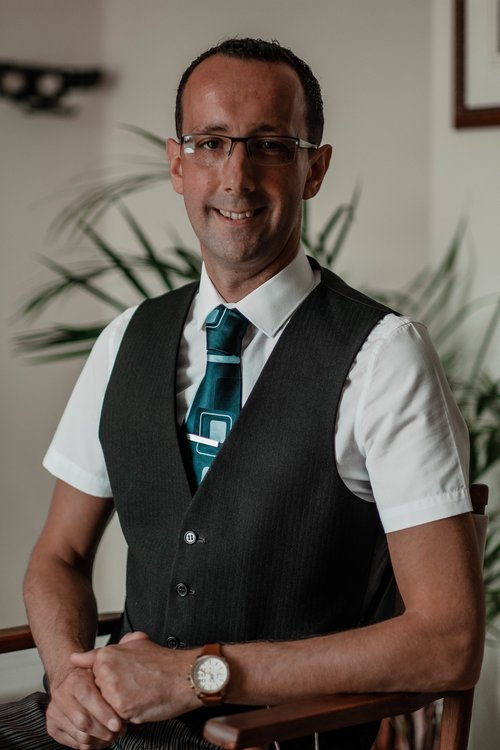 Mr Richard Myers - Funeral Director