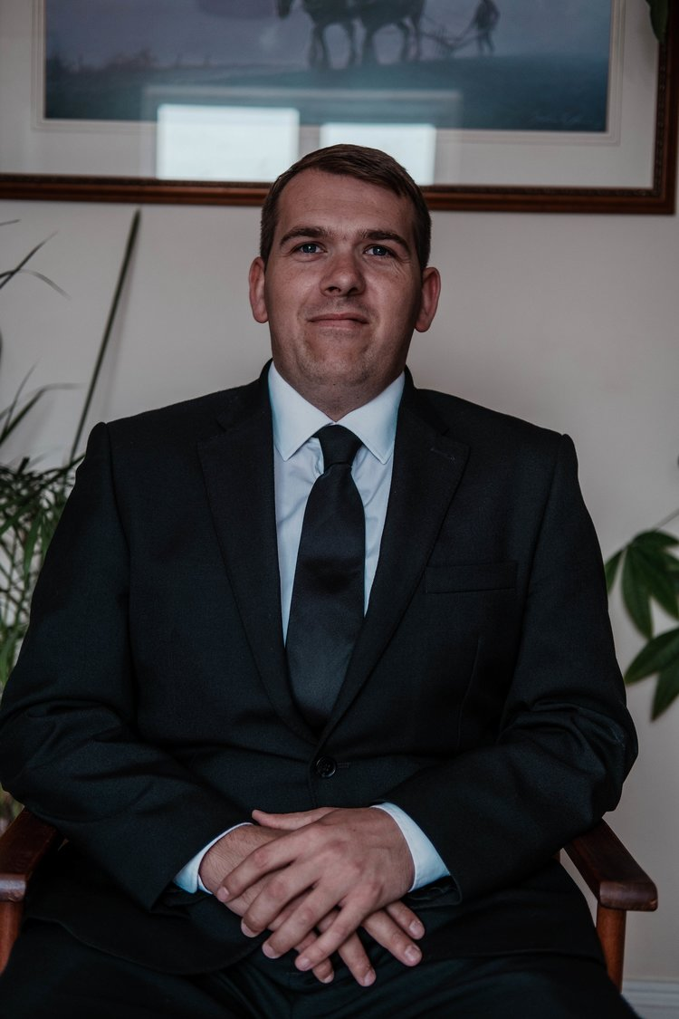 Mr Nathan White - Chauffer Bearer